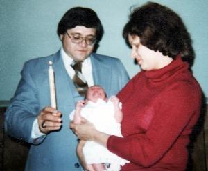 scott christening